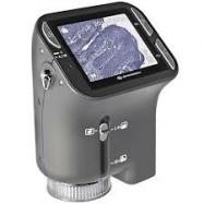 Microscopio biológico LCD portatil Bresser 3,5x-35x
