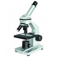 Microscopio Optus 40-1024x Bresser+ocular electronico+accesorios