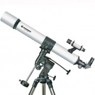 Refractor BRESSER 80/900mm EQ - QUASAR