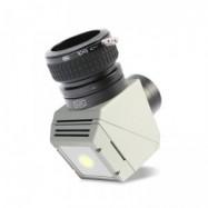 Prisma de Herschell 50,8. Luz blanca. Cool Ceramic.