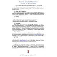 Jornadas astronómicas gratuitas Alameda del Valle 8 y 9 junio. Madrid