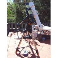 Alquiler:Coronado 90mm+127/1200+Prisma Herschel+CGEM DX+extras