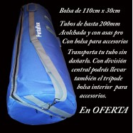 Bolsa de transporte para telescopios Pentaflex. 110cm