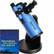 Telescopio dobson 76/300 Pentaflex+Libro guía observación
