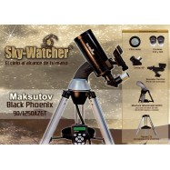 Telescopio Mak 90/1250mm GOTO Skywatcher