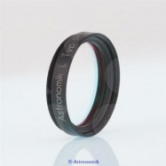 """Filtro UV-IR Astronomik 1,25"""" para astrofotografía planetaria"""