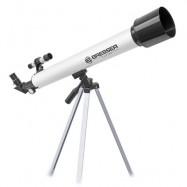 Telescopio Bresser lunar 60/700 AZ Iniciación