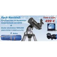 Pack Mak 90 Goto+TEM1300 Ocular electrónico+Bolsa