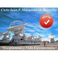 Taller Exoplanetas y vida extraterrestre. Juan F.Macarrrón