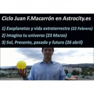TALLER IMAGINA TU UNIVERSO JUAN F.MACARRÓN