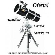 Newton 250/1200 Parabolic dual speed + NEQ6PROII