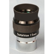 """Ocular 15mm SuperView GSO 70º 1,25"""""""