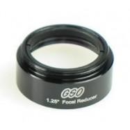 """Reductor de focal 0,5X GSO de 1,25"""" para oculares o CCDs"""