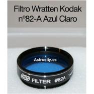 Filtro azul claro 82A Wratten Kodak GSO