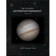 DVD Damian Peach curso Astrofotografía en alta resolución