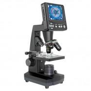 """Microscopio Bresser con LCD de 3.5"""" 40x a 1600x"""