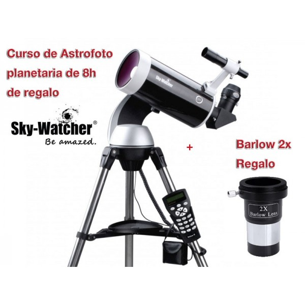 Telescopio mak 127 goto synscan Skywatcher