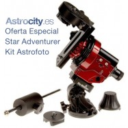 Star Adventurer Skywatcher versión astrofoto.