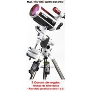 Oferta Mak 150 NEQ5PRO GOTO Skywatcher