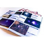 Lote 10 revistas Espacio ó Astronomía (Seminuevas)