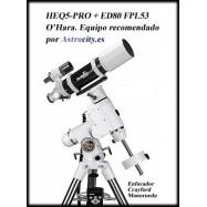 Refractor ED80 Skywatcher+Montura HEQ5 PRO GOTO