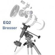 Montura EQ2 nueva. Procede Bresser pollux sin pesa