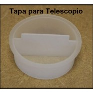 """Tapa 1,25"""" anti polvo para accesorios telescopios"""