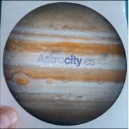 Pegatina de Júpiter para exterior en alta resolución