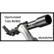 oportunidad tubo refractor 80/900 skywatcher