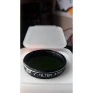 """Filtro wratten kodak verde oscuro 2"""" nº 58A"""