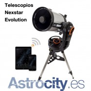 Telescopio nexstar evolution 6 celestron con wifi