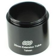 """Extensor 25mm de 1,25""""GSO con rosca filtros"""