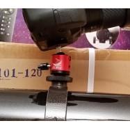 Rotula para cámara en piggyback para telescopio