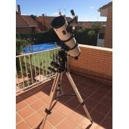 Telescopio Newton 150/750 segunda mano + accesorios
