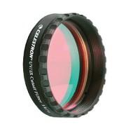 UV/IR, bloqueo 31,8mm Ø