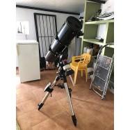 Oprotunidad: Telescopio 200/1000 y montura AVX Celestron