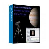 Astrofotografía planetaria y manejo Registax