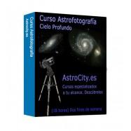 Astrofotografía de cielo profundo y procesado