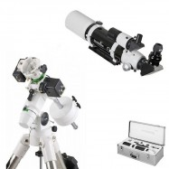 Telescopio refractor ED 80 Black Diamond EQM5 Pro Goto Skywatcher