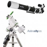 Refractor ED 100 Black Diamond HEQ5 Skywatcher