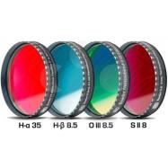 """Set filtros Narrowband 2"""""""