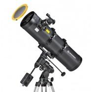 Telescopio newton 150/750 EQ3 Bresser fibra carbono con accesorios