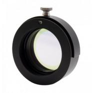 "Portafiltro de 2"" con entrada T2 ideal cámaras color"