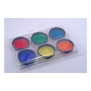 Set filtros de color 2""