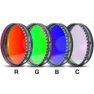 """Set filtros RGBC para CCD 2"""""""