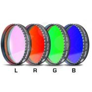 Set filtros LRGB para CCD 50,8mm