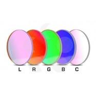 Set filtros LRGBC para CCD STL