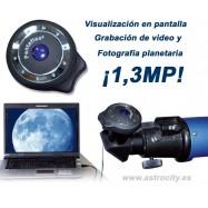 Ocular electrónico Astronómico Pentaflex TM1300 (1,3MP)