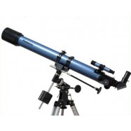 Telescopio Pentaflex Refractor 70mm/900mm Montura ecuatorial EQ1