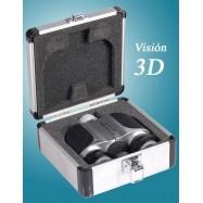 "Cabezal Binocular B&C 1,25"" Para visión en 3D"